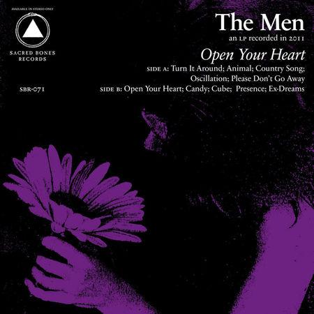 The Men: Open Your Heart: Anniversary Edition – Purple vinyl