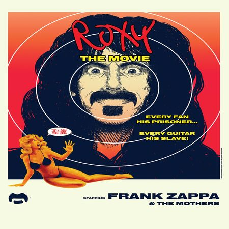 Frank Zappa: Roxy The Movie (Blu-Ray + CD)