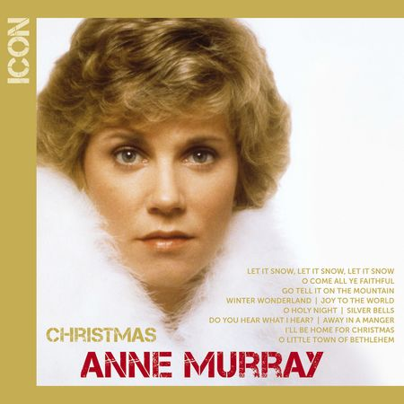 Anne Murray: ICON Christmas (CD)
