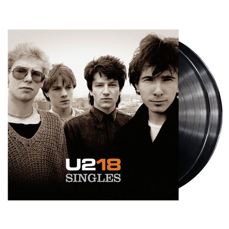 U2: 18 Singles (2LP)