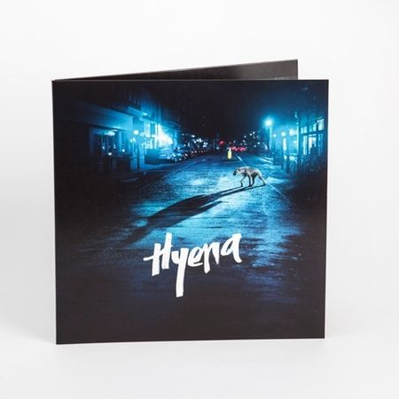 The The: Hyena: Blue Etched Vinyl