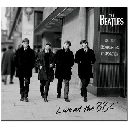 The Beatles: Live At The BBC Repackaged & Remastered