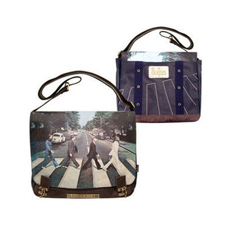 The Beatles: Abbey Satchel