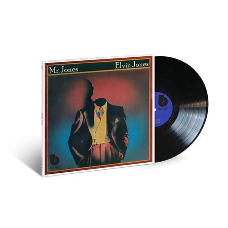Elvin Jones: Mr. Jones LP (Blue Note 80 Vinyl Edition)