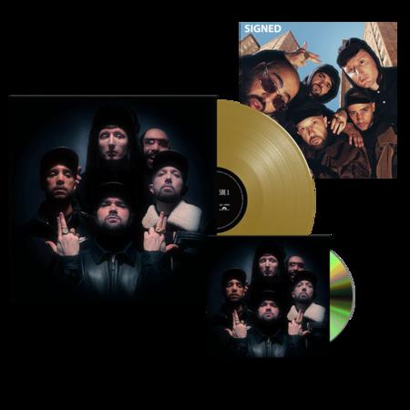 KURUPT FM: THE GREATEST HITS (PART 1): CD + SIGNED GOLD VINYL