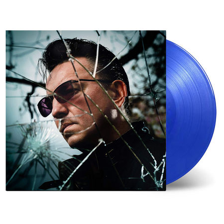 Richard Hawley: Hollow Meadows: Limited Edition Transparent Blue Vinyl