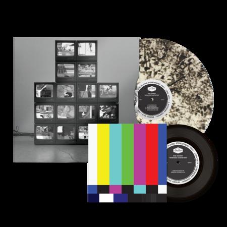 Rise Against: Nowhere Generation: Recordstore Exclusive Deluxe Black Dust Vinyl LP, 7