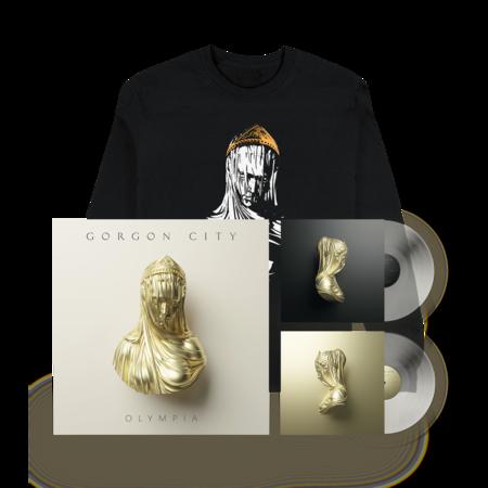 Gorgon  City: Olympia LP & Longsleeve