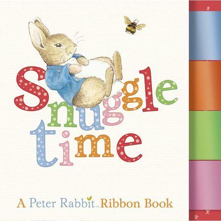Peter Rabbit: Snuggle Time - A Peter Rabbit Ribbon Book (Board Book)