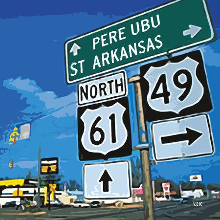 Pere Ubu: St. Arkansas: CD
