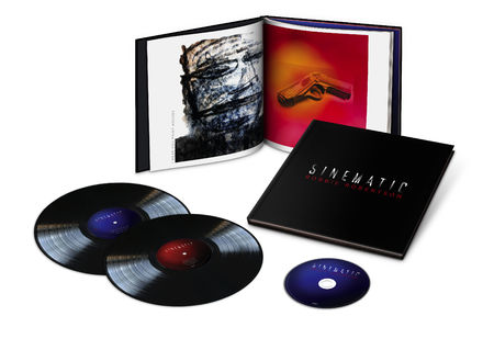 Robbie Robertson: Sinematic (Deluxe 2LP + CD Box)