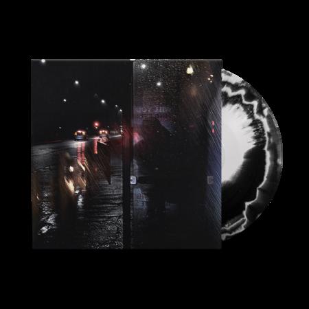 Space Afrika: Honest Labour: Limited Edition Grey Black Smash Vinyl LP