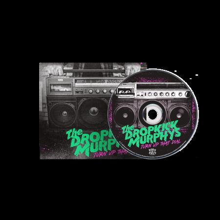 Dropkick Murphys: Turn Up That Dial: CD