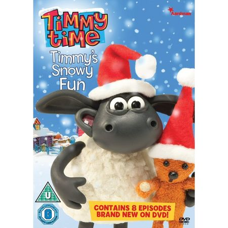 Timmy Time: Timmy's Snowy Fun