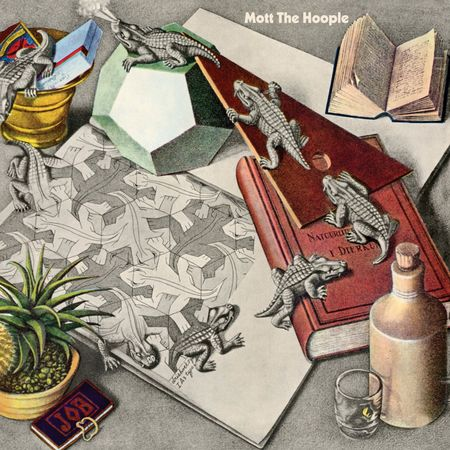 Mott The Hoople: Mott The Hoople (LP)