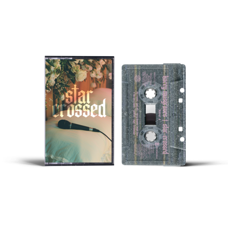 Kacey Musgraves: star-crossed UK Exclusive Cassette (Silver Glitter)