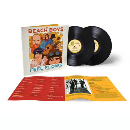 The Beach Boys: The Sunflower & Surf's Up Sessions 1969-1971: 2LP