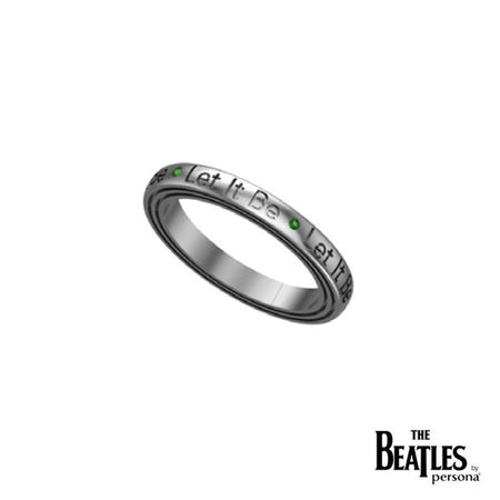 The Beatles: 925 Beatles Let It Be Ring