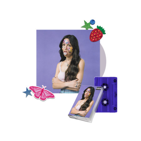 Olivia Rodrigo : CD + UK EXCLUSIVE CASSETTE + SIGNED ART CARD