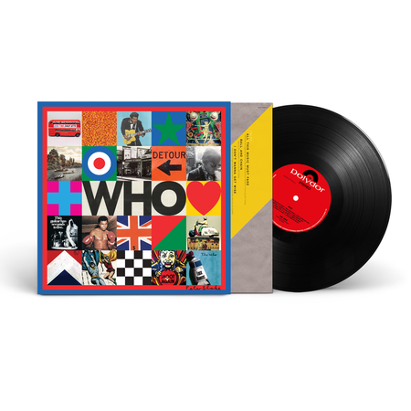 The Who: WHO Standard Vinyl