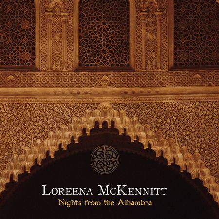 Loreena McKennitt: Nights From The Alhambra (2CD+DVD)