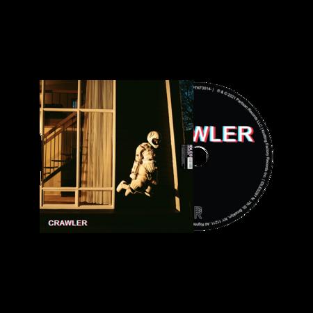 IDLES: CRAWLER: CD
