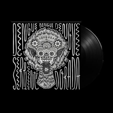 Dengue Dengue Dengue: Serpiente Dorada: Black Vinyl LP