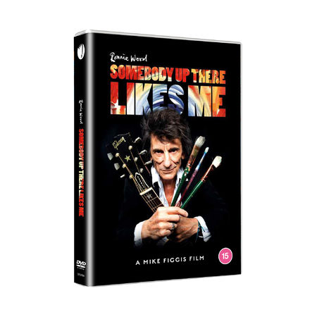 Ronnie Wood: Somebody Up There Likes Me: DVD