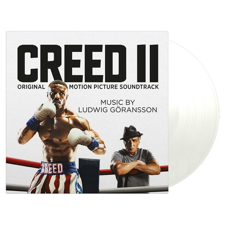 Original Soundtrack: Original Soundtrack - Creed II: White Vinyl