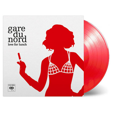 Gare Du Nord: Love For Lunch: Limited Edition Red Vinyl