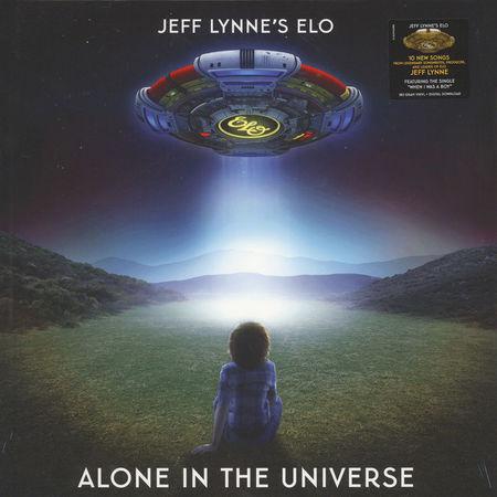 Jeff Lynne's ELO: Alone in the Universe: 180gm Vinyl LP
