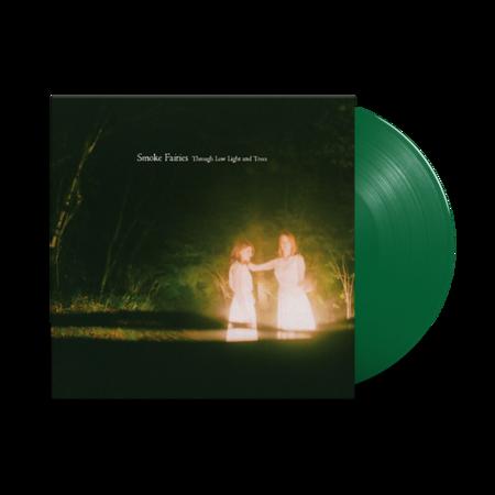 Smoke Fairies: Through Low Light & Trees: Limited Edition Translucent Green Vinyl LP [Import]