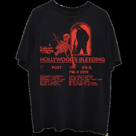 Post Malone: Skeleton T-Shirt