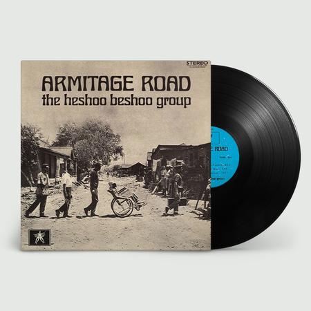 The Heshoo Beshoo Group: Armitage Road: 50th Anniversary Edition Vinyl LP