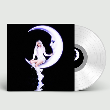 Hannah Diamond: Reflections: Signed Deluxe Edition Crystal Clear Vinyl