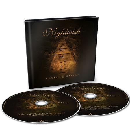 Nightwish: Human:II:Nature: Limited Edition 2CD Digibook