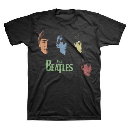 The Beatles: Shadow Spectrum T-Shirt - XL