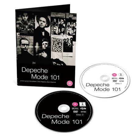 Depeche Mode: 101: 2DVD