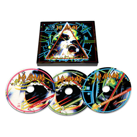 Def Leppard: Hysteria: Deluxe