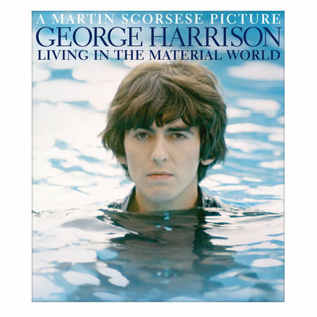 George Harrison: Living In The Material World (BLURAY+2DVD+CD)