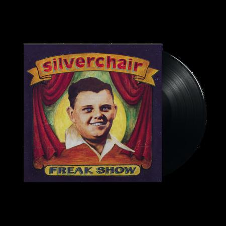 Silverchair: Freak Show: Black Vinyl LP