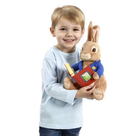 Peter Rabbit: Peter Rabbit Animation: Story-telling Peter Rabbit