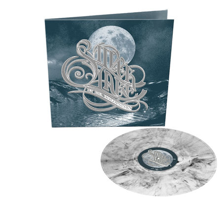 Silver Lake: Silver Lake: Limited Edition Silver Foil Gatefold Marbled Vinyl LP