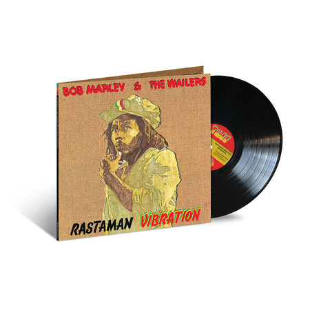 Bob Marley and The Wailers: Rastaman Vibration: Exclusive Tuff Gong Pressing