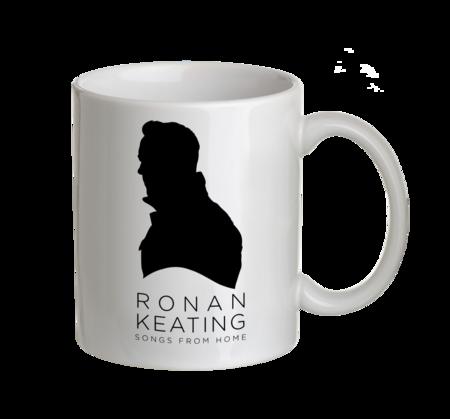 RonanKeating: Songs From Home Silhouette Mug
