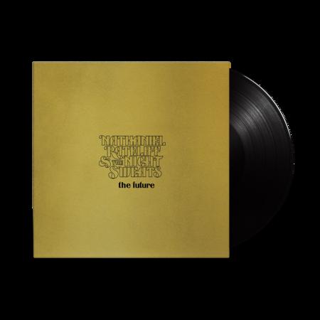 Nathaniel Rateliff & The Nightsweats: The Future: Black Vinyl LP