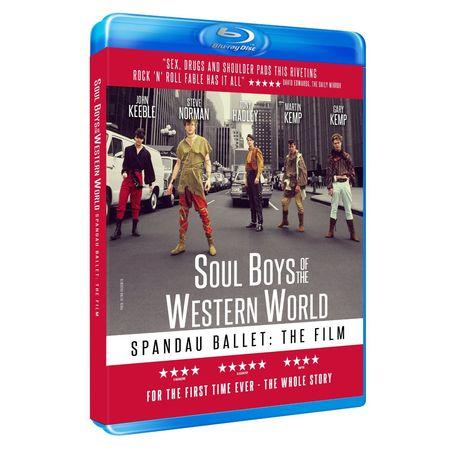 Spandau Ballet: SPANDAU BALLET THE FILM: SOUL BOYS OF THE WESTERN WORLD (Blu-ray)