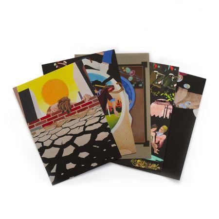 The Who: Commemorative Postcard Set