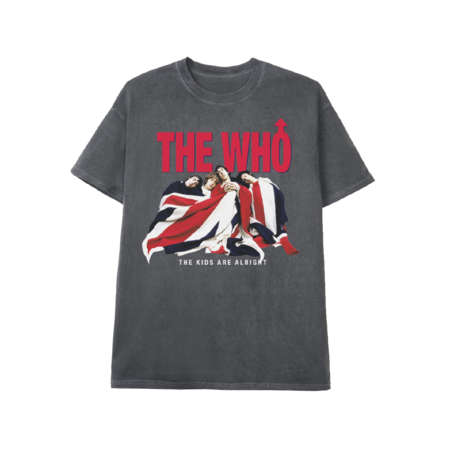 The Who: Kids Are Alright Washed Tee