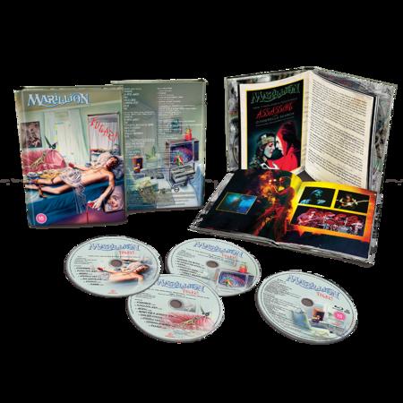 Marillion: Fugazi (Deluxe Edition): 3 CD / Blu Ray